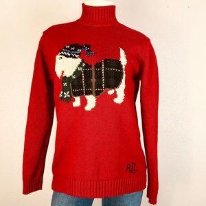 Ralph Lauren Scottie Sweater